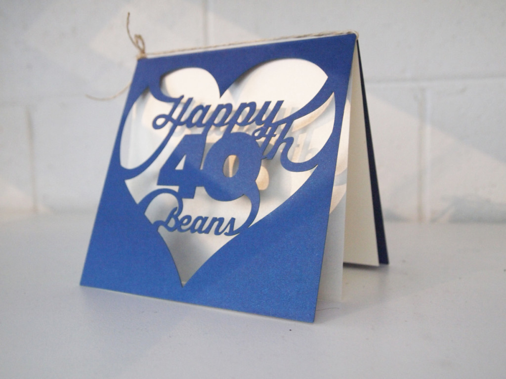 personalised bithday cards