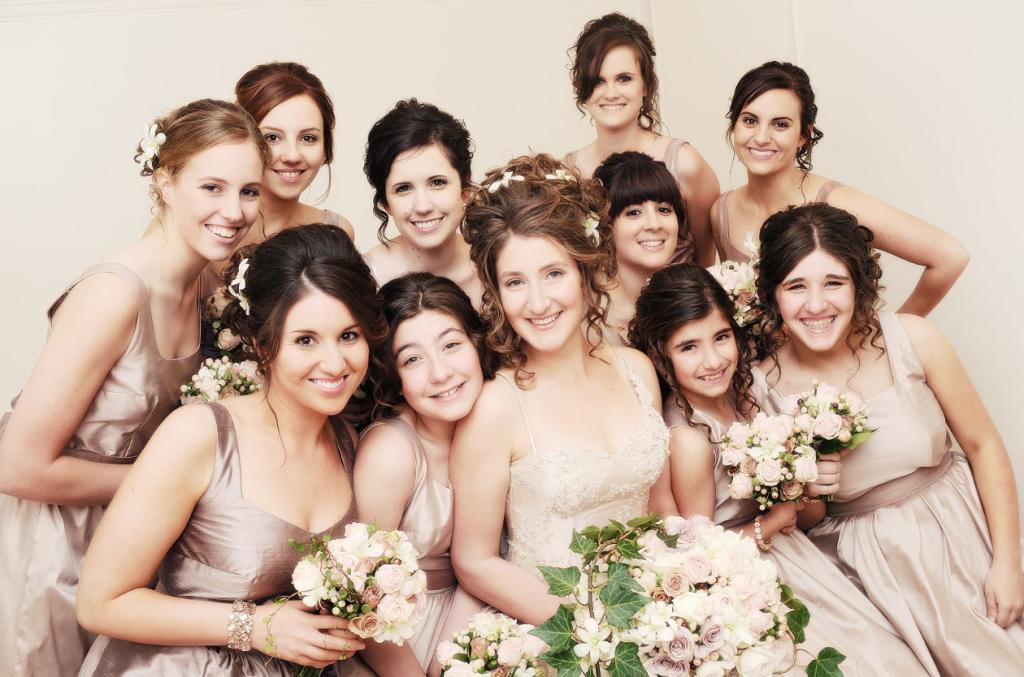 Stef Rossi Bridesmaides