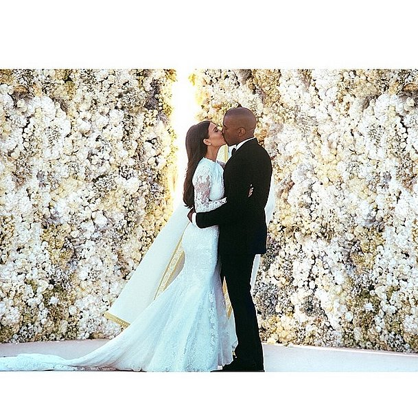 kim and kanye wedding1
