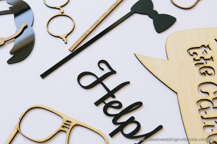 laser cut accessories