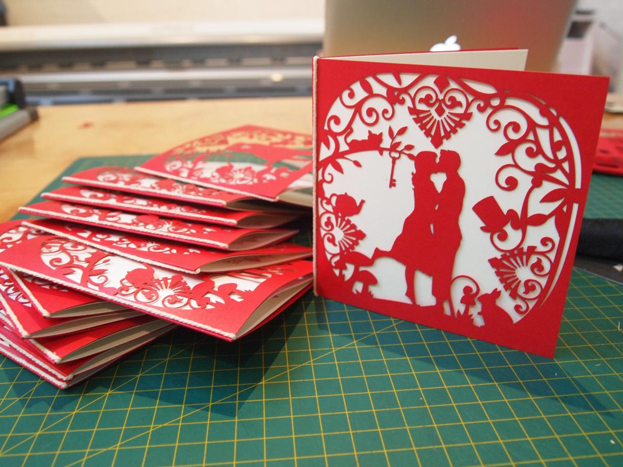 Classic Wedding Invitations - Wedding Invitation Ideas – Laser Cut ...
