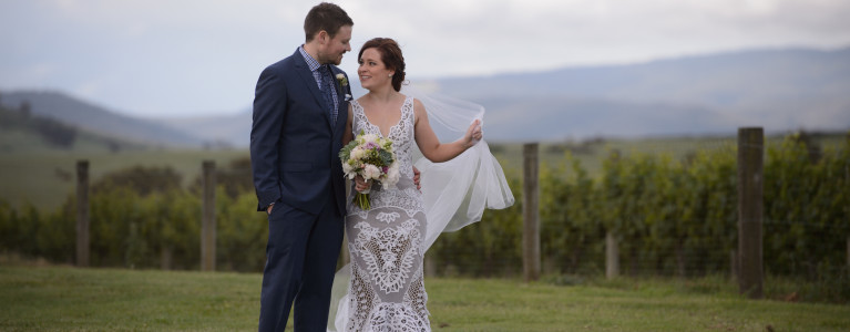 Country Wedding: Kylie and Matt's Big Day