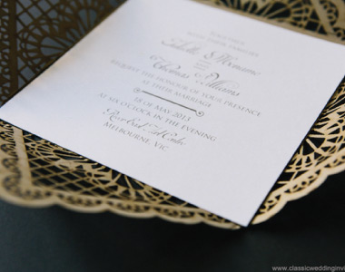 Wedding invitations melbourne engagement invites australia filmwisefo Images